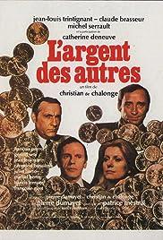 L'argent des autres(1978) Poster - Movie Forum, Cast, Reviews