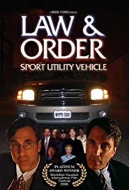 Law & Order: Sport Utility Vehicle Poster