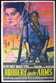 Robbery Under Arms (1957) Poster - Movie Forum, Cast, Reviews