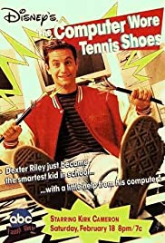 The Computer Wore Tennis Shoes (1995) Poster - Movie Forum, Cast, Reviews