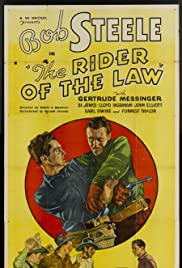 The Rider of the Law Poster