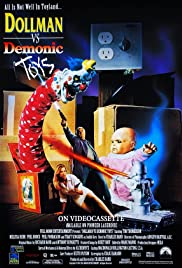 Dollman vs. Demonic Toys (1993) Poster - Movie Forum, Cast, Reviews