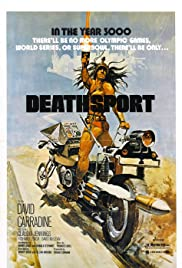 Deathsport (1978) Poster - Movie Forum, Cast, Reviews
