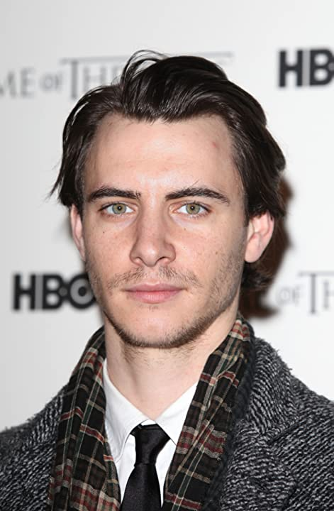Harry Lloyd at an event for Game of Thrones (2011)