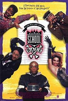 Poster School Daze