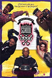 School Daze (1988) Poster - Movie Forum, Cast, Reviews