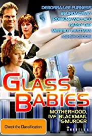 Glass Babies Poster