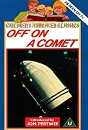 Off on a Comet Poster