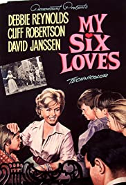 My Six Loves (1963) Poster - Movie Forum, Cast, Reviews