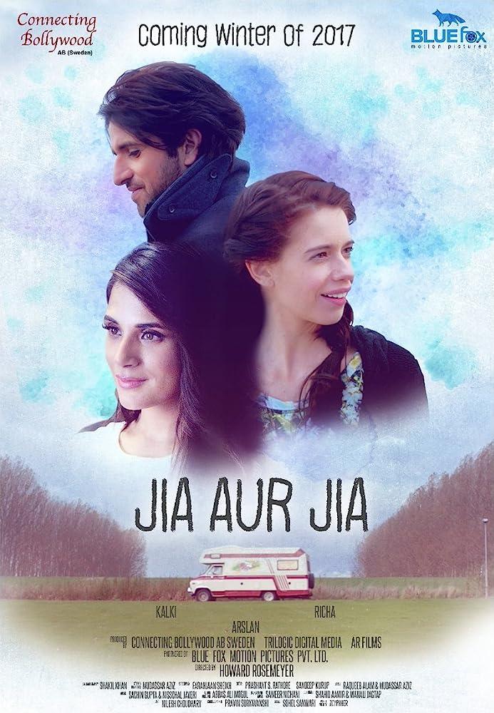 Jia aur Jia Movie Poster