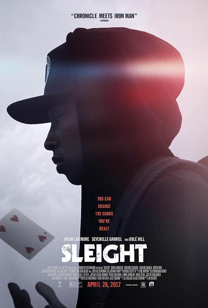 Watch Sleight (2017) Online Free