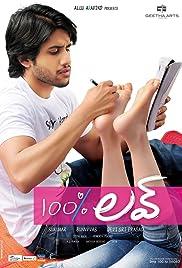 100% Love(2011) Poster - Movie Forum, Cast, Reviews