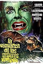 Image of La venganza de las mujeres vampiro