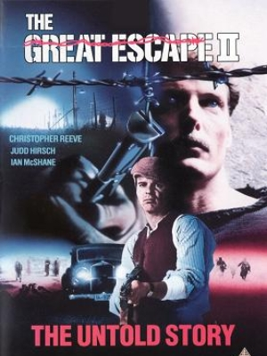 Image The Great Escape II: The Untold Story (1988) (TV) Watch Full Movie Free Online