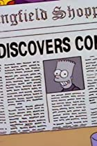 Image of The Simpsons: Bart's Comet