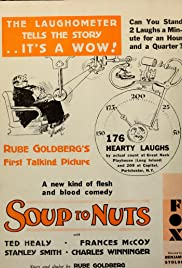 Soup to Nuts (1930) Poster - Movie Forum, Cast, Reviews