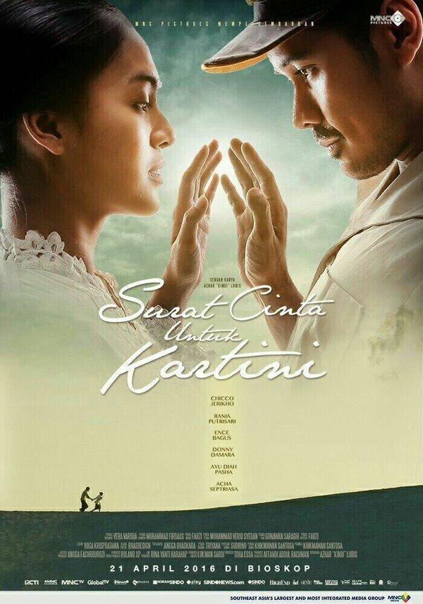 Surat cinta untuk Kartini