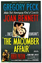 Image of The Macomber Affair