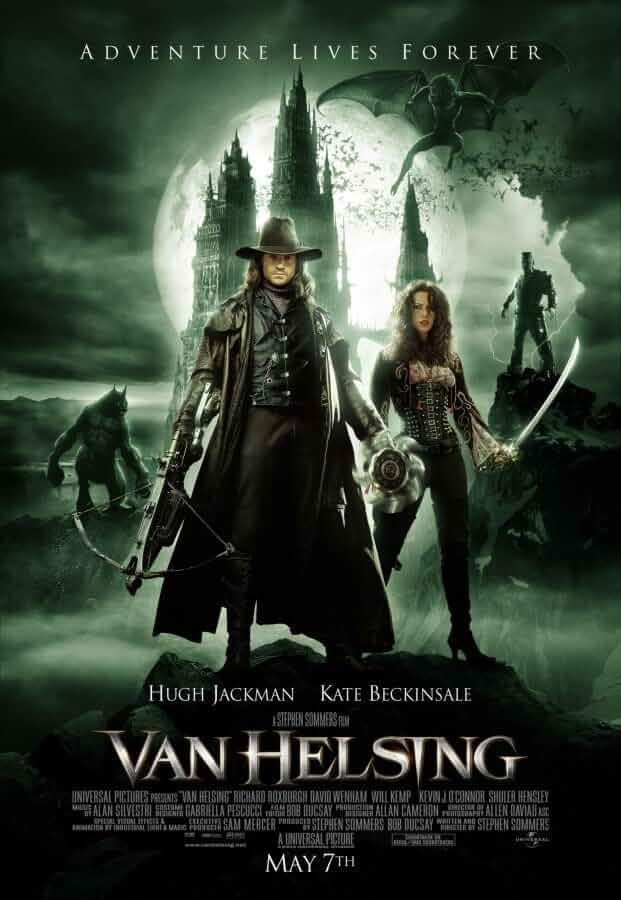 Van Helsing (2004) 720p BluRay x264 [Dual Audio] [Hindi DD 2.0 - English DD 2.0] - LOKI - M2Tv