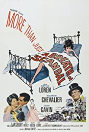 A Breath of Scandal (1960) Poster - Movie Forum, Cast, Reviews