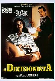 Il decisionista Poster