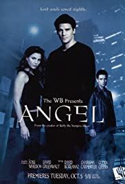 Angel Poster - TV Show Forum, Cast, Reviews
