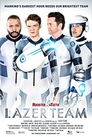 Lazer Team (2015) Download on Vidmate