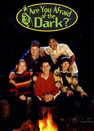 Are You Afraid of the Dark Poster