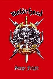 Motörhead - Stage Fright Poster