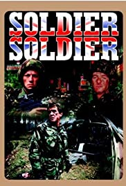 Soldier Soldier Poster - TV Show Forum, Cast, Reviews