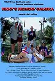 Nicky's Birthday Camera Poster
