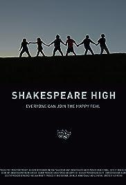 Shakespeare High Poster