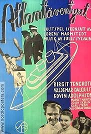 Atlantäventyret Poster