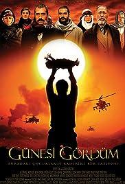 Günesi Gördüm Poster