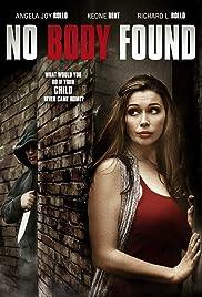 No Body Found Poster