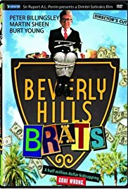 Beverly Hills Brats Poster