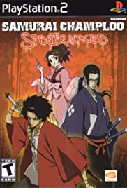 Samurai Champloo: Sidetracked Poster