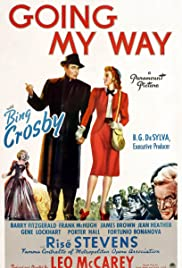 Going My Way (1944) Poster - Movie Forum, Cast, Reviews