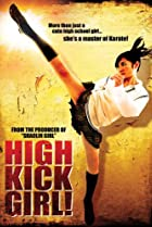 Image of High-Kick Girl!
