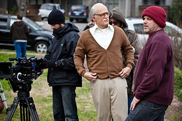 Johnny Knoxville and Jeff Tremaine in Bad Grandpa (2013)