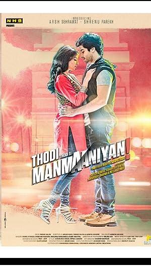 Thodi Thodi Si Manmaaniyan Poster