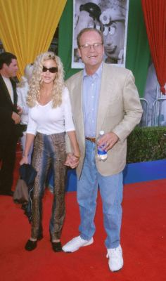 Kelsey Grammer and Camille Grammer at Toy Story 2 (1999)