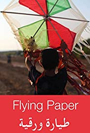 Flying Paper Poster