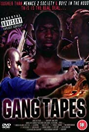 Gang Tapes Poster