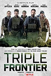 Triple Frontier (English)