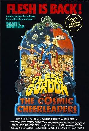 Flesh Gordon Meets the Cosmic Cheerleaders (1990)