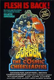 Flesh Gordon Meets the Cosmic Cheerleaders Poster