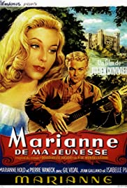 Marianne of My Youth(1955) Poster - Movie Forum, Cast, Reviews