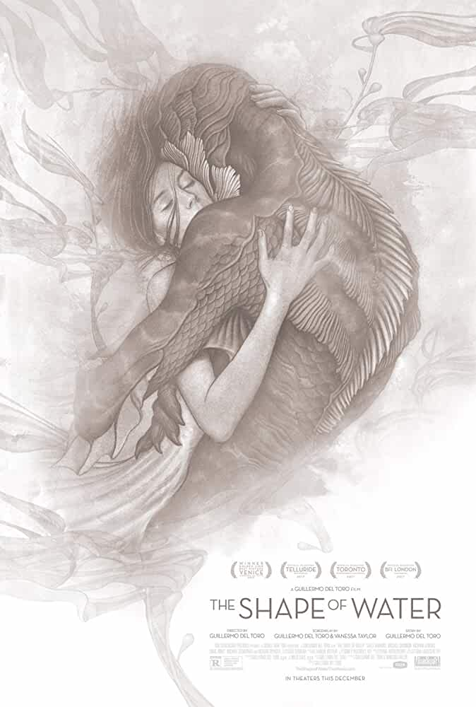 The Shape of Water 2017 English 720p DVDScr full movie watch online freee download at movies365.lol