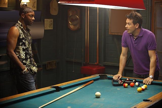 Kevin Alejandro and Nelsan Ellis in True Blood (2008)